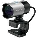 マイクロソフト 「Windows8.1対応」WEBカメラ「USB・HD 1080p」 Q2F‐00020 (シルバー/ブラック)(送料無料)