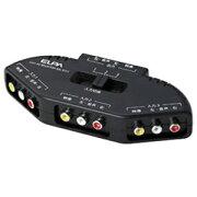 エルパ AVセレクター 3IN1 ASLE311