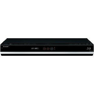 シャープ 1TB HDD内蔵 ブルーレイレコーダー AQUOSブルーレイ(USB HDD録画対応) BD−W1800【送料無料】