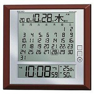セイコー 電波掛置兼用時計 SQ421B(送料無料)