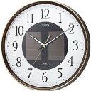 シチズン ソーラー電波掛け時計「エコライフ」 4MY807‐023(送料無料)