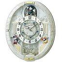 セイコー 電波からくり時計「ディズニータイム」 FW574W【送料無料】