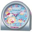 セイコー 目覚まし時計「シナモロール」 CQ135L