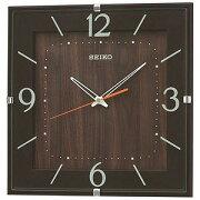 セイコー 電波掛け時計「ナチュラルスタイル」 KX398B