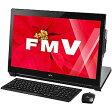 富士通 デスクトップPC FMV ESPRIMO WH77/W 2015年モデル FMVW77WB (シャイニーブラック)【送料無料】