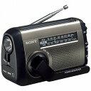 ソニー 「ワイドFM対応」FM/AMポータブルラジオ ICF‐B99S C(送料無料)