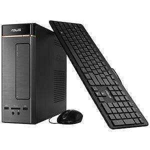 ASUS モニター無 デスクトップPC[Celeron・HDD 1TB]K20CE K20CE−N3050 <ブラック>【送料無料】