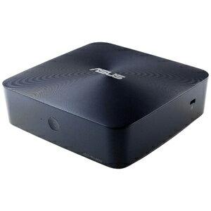 ASUS モニター無 デスクトップPC[Core i3・HDD 1TB] UN65H−M007Z <ミッドナイトブルー>【送料無料】