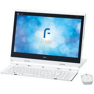NEC 15.6型タッチ対応デスクトップPC LAVIE Hybrid Frista (2016年春モデル) PC‐HF350DAW (ピュアホワイト)【送料無料】