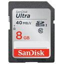 サンディスク 8GB・UHS−I対応・Class10対応SD...