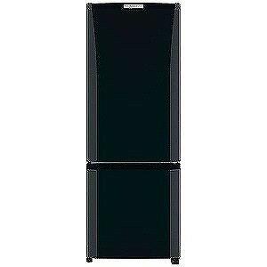 三菱 2ドア冷蔵庫(168L・右開き) MR‐P17Z‐B (サファイアブラック)【標準設置無料】