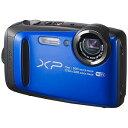 富士フィルム コンパクトデジタルカメラ FinePix(ファインピクス) XP90 (ブルー)【送料無料】