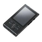 デジタルオーディオプレーヤー GHKANART8BK (ブラック)