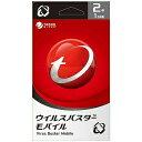 トレンドマイクロ モバイル用セキュリティソフト ウイルスバスターモバイル ライブカード (2年版)(送料無料)