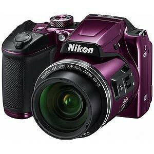 ニコン コンパクトデジタルカメラ COOLPIX(クールピクス) B500(プラム)(送料無料)