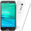 ASUS SIMフリースマートフォン ZenFone GO Series ZB551KL−WH16 (ホワイト)【送料無料】