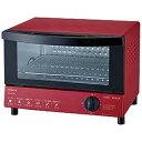 日立 オーブントースター(1000W) HTO‐CT30‐R (レッド)