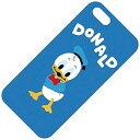 PGA iPhone SE用ディズニーシリコンケース PG‐DCS089DND (ドナルドダック)