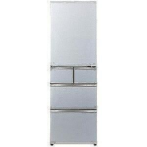 AQUA 5ドア冷蔵庫(415L・右開き) AQR‐SD42E‐S (ミスティシルバー)【標準設置無料】
