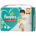 P&G 「Pampers(パンパース)」卒業パンツでトイレトレーニング ビッグサイズ 32枚〔おむつ〕