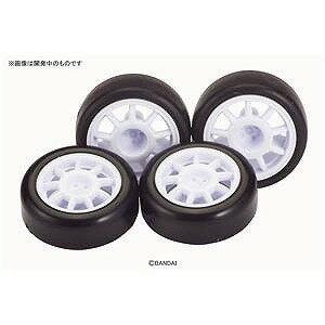 バンダイ ゲキドライヴ CP−005 ◆タイヤホイルセット02(25/25)