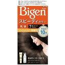 ホーユー 「Bigen(ビゲン)」スピーディカラー乳液 7(深いダークブラウン) ビゲンスピーディカラーN7