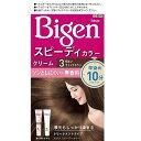 ホーユー 「Bigen(ビゲン)」スピーディカラークリーム 3(明るいライトブラウン) ビゲンスピーディカラーC3