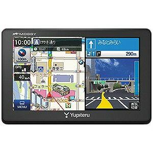 ユピテル ワンセグ搭載 5インチポータブルカーナビ (4GB) MOGGY YPB552【送料無料】