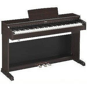 YAMAHA 電子ピアノ ARIUS(アリウス) YDPシリーズ(88鍵盤/ニューダークローズウッド調仕上げ) YDP‐163R(標準設置無料)