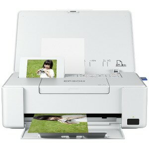 EPSON A5対応スモールファンプリンターー Colorio me PF‐71(送料無料)