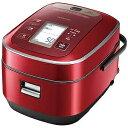 日立 圧力&スチームIH炊飯器「ふっくら御膳」(5.5合炊き) RZ‐YW3000M R (メタリックレッド)(送料無料)