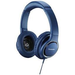 パナソニック 「ハイレゾ音源対応」ヘッドホン(ブルー)1.2mコード RP−HD5−A(送料無料)