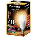 パナソニック 調光器非対応LED電球「LED電球プレミア」(電球色相当・口金E17) LDA4LGE17Z40ESW