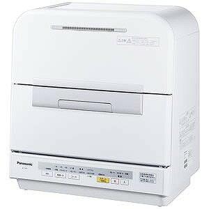 パナソニック 食器洗い乾燥機(6人用・食器点数40点) NP‐TM9‐W (ホワイト)【送料無料】