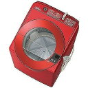 AQUA インバーター洗濯機8.0kg AQW‐LV800E‐R (シャイニーレッド)【標準設置無料】