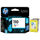 HP HP 110プリントカートリッジ カラー CB304AA CB304AA(HP110)