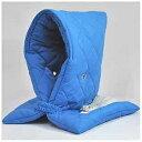 ファシル 小学生用プレミアム防災頭巾 ブルー ショウガクセイヨウボウサイズキン