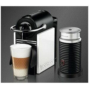 専用カプセル式コーヒーメーカー「ピクシークリップ」バンドルセット D60WRA3B (ホワイト&コーラルレッド)【送料無料】