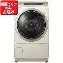 シャープ ドラム式洗濯乾燥機(10.0kg・左開き) ES‐ZP1‐NL(標準設置無料)