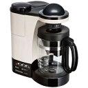 パナソニック ミル付き浄水コーヒーメーカー(5杯分) NC−...