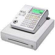 CASIO 電子レジスター TE−400WE (ホワイト)(送料無料)