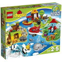 """LEGO LEGO(レゴ)10805 デュプロ 世界のどうぶつ""""世界一周セット"""" ◆10805セカイイッシュウセット(送料無料)"""