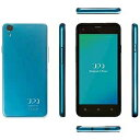 UPQ UPQ Phone A01X Android 5.1・4.5型SIMフリースマートフォン Q...