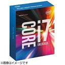 インテル Core i7-6900K BOX品 「CPUクーラー別売り CORE I7」 BX80671I76900K(送料無料)
