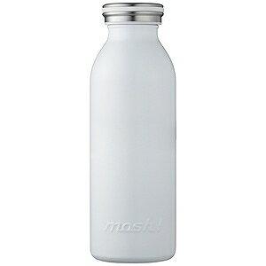 ドウシシャ ステンレスボトル「mosh!ボトル」(450ml) DMMB450WH (ホワイト)