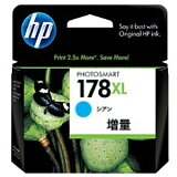 【点2倍】HP 墨盒HP178XL 氰基增量 CB323HJ(HP178XL氰基增量)[【ポイント2倍】HP インクカートリッジ HP178XL シアン 増量 CB323HJ(HP178XLシアン増量)]