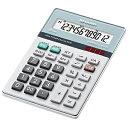 シャープ グリーン購入法適合電卓(ナイスサイズタイプ) EL‐N412K‐X