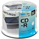 三菱化学 データ用CD−R 700MB 50枚(スピンドル)(ビックカメラグループオリジナル) SR80FP50SD1−B