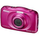 ニコン コンパクトデジタルカメラ COOLPIX(クールピ