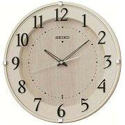 セイコー 電波掛け時計「ナチュラルスタイル」 KX397A